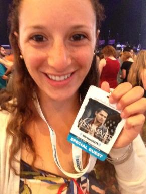 John Mayer Concert!
